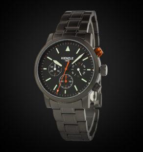 Orologio uomo cronografo Kienzle grigio scuro
