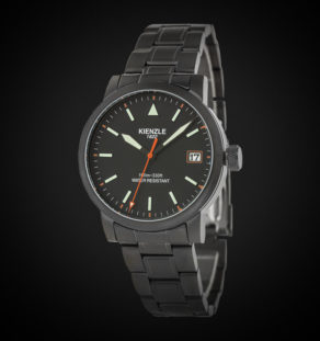 orologio Kienzle modello Flieger grigio scuro