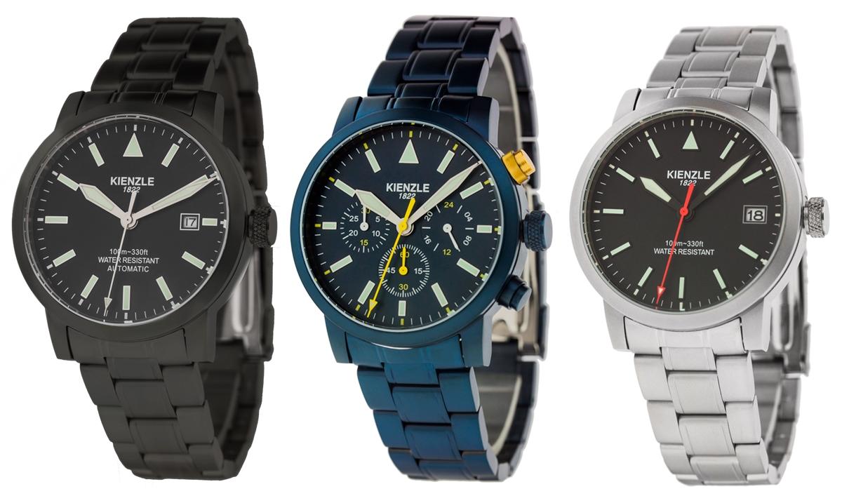orologi Kienzle Flieger collezione 2018