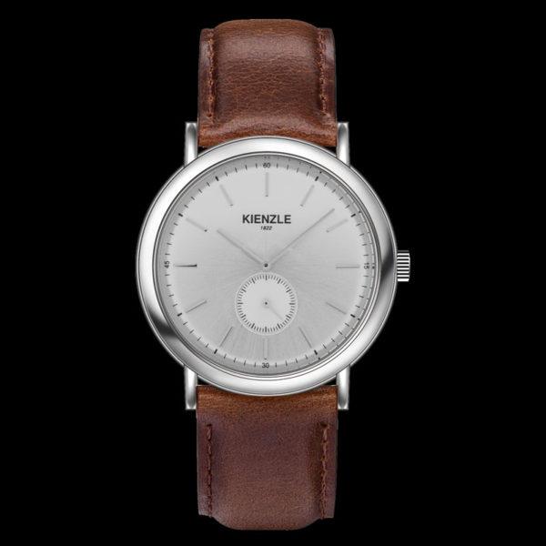 kg-415-b orologio Kienzle piccoli secondi pelle